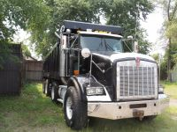 Tractor Units 2005 KENWORTH T-800 DUMP TRUCK NO DPF