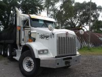 Tractor Units 2014 KENWORTH T-800 DUMP TRUCK (SIX MONTH WARRANTY)