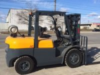 General Equipment NEW 10000 lb ATF / Vimar Solid-Pneumatic FORKLIFT