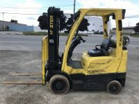 General Equipment 2011 Hyster 5000 lb cap forklift in outstanding condition.