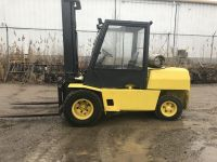 General Equipment Hyster 11000 lb with dually front Pneumatic tires -Super machine