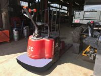 General Equipment Toyota Power Pallet truck- A great unit!