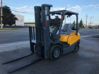 General Equipment New 5000lb ATF/Vimar Pneumatic Tire Forklift.