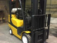 General Equipment Yale 6000 lb propane forklift- in awesome condition.