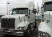 Highway Trailers 2007 INTERNATIONAL 9200i SBA 6X4 SLEEPER NO DPF Limited time off