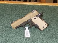 Guns & Hunting Supplies Kimber Micro 9 Desert Tan CTG