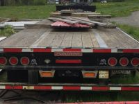 Stepdecks 2014 - Fontaine Velocity 53 ft Step Deck Tridem Trailer