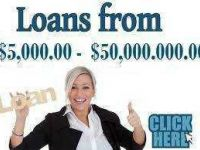 General Services WE OFFER ALL KINDS OF LOAN AT 3% INTEREST RATE APPLY
