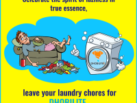 General Services laundry at Indirapuram