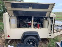General Equipment Ingersoll-Rand Towable  Air Compressor