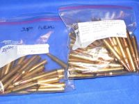 Guns & Hunting Supplies 280 REM. ONCE FIRED BRASS WITH FACTORY BULLETS