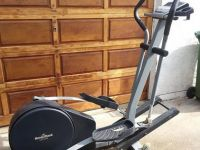 Fitness Equipment FOR SALE:   NORDIC - TRAC ELLIPTICAL FOR $550.00