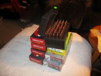 Guns & Hunting Supplies AMMO FOR SALE - VARIOUS FROM  22 CAL TO 375 CAL