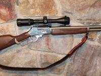 Guns & Hunting Supplies Marlin Model 1895GS 45/70 Govt Lever Rifle w/Scope