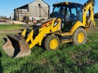 Loaders 2015 Caterpillar 420F IT Loader Backhoe