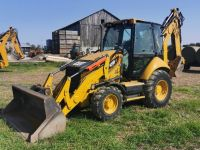 Loaders 2015 Caterpillar 420 F IT Loader Backhoe