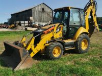 Excavators 2014 Caterpillar 430F IT Loader Backhoe