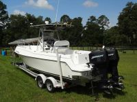 Boat 2001 Aquasport 250 Osprey