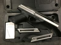 Guns & Hunting Supplies Beretta Neos Inox. 22lr with Carbine conversion Kit
