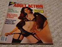 Books Adult Action Guide Magazine