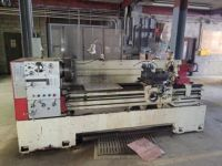 General Equipment Lathe with 3 Jaw & 4 Jaw Chucks