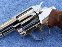 Guns & Hunting Supplies Colt Nickel Viper .38 Spl.