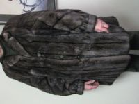 Clothing Natural Lutetia Mink coat