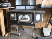 Heating / Air Conditioning Good Cheer Kitchen Stove