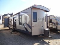 Travel Trailers 2014 Sandpiper 402QB - Kehoe RV - Saskatoon, SK**SOLD**