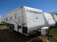 Travel Trailers 2007 Road Runner 210DB