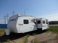 Travel Trailers 2011 Forest River Wildcat 28RKS