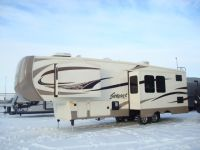 5th Wheel 2014 Forest River Cedar Creek Silverback 31RK