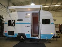 Travel Trailers 2014 White Water Retro 155 XL