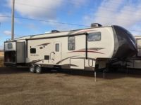 5th Wheel 2014 Heritage Glen 356QBQ