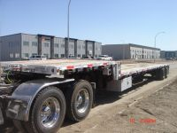 Highway Trailers 2008 Load King Step Deck 48 ft tandem