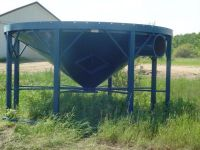 Grain Bins Middle Lake Steel 14 Foot Cone