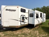 Travel Trailers 2013 Rockwood Windjammer 3006WK