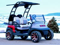 Golf Equipment The ultimate custom wake cart