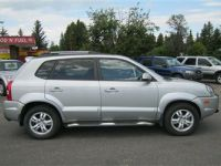 SUVs 2008 HYUNDAI TUCSON LTD 4X4