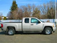 Truck 4 x 4 2000 & Up 2009 CHEVROLET SILVERADO LT EXT 4X4