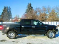 Truck 4 x 4 2000 & Up 2008 FORD F150 LARIAT CREW 4X4