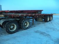 Highway Trailers 1995 MANAC 28' PUP