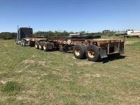 Highway Trailers 2000 BRENTWOOD SUPER B CONTAINER CHASSIS