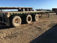 Highway Trailers 1988 CHIEFTAIN 48' TRIDEM HIBOYS