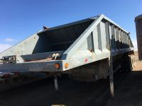 Dump Trailers 1992 DECAP TRI-AXLE CLAM DUMP