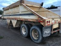Highway Trailers 1993 KANDUMP  CROSS DUMP
