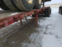 Highway Trailers 1990 LOAD KING TRI-AXLE LEAD