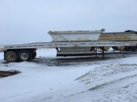 Highway Trailers 1984 TRAIL KING CLAM DUMP