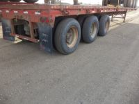 Highway Trailers 1996 PEERLESS TRIAXLE 48'  FLAT DECK