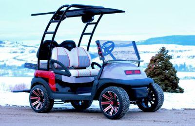 The ultimate custom wake cart